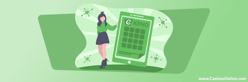 7 Best Online Keno Strategy Tips