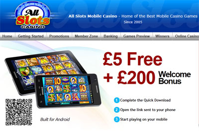 All Slots Android Casino