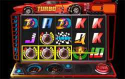 Free Spins with Turbo GT at Slotland