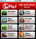 32Red mobile baccarat casino
