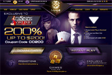 Exclusive casino promotion for Miami Club Casino - Join Today!