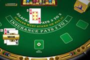 In blackjack what is insurance