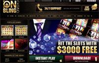 OnBling Casino - No Deposit Bonus