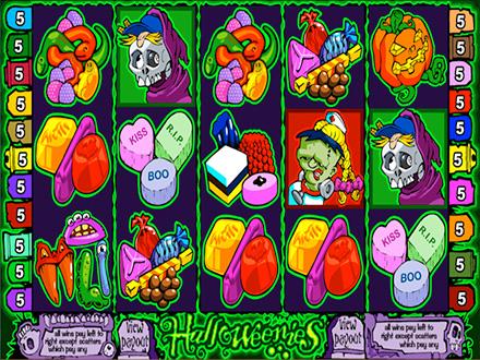 Halloweenies Slots