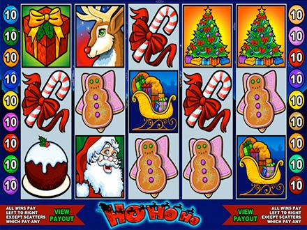 Ho Ho Ho Slots