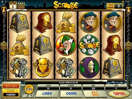Scrooge Slots
