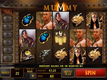 The Mummy Slots