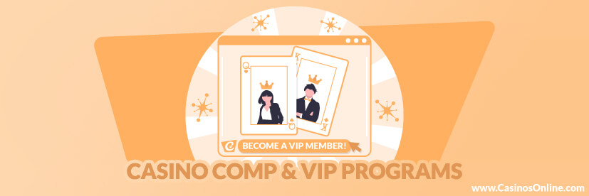 A Guide to Casino Comp Points & VIP Programs