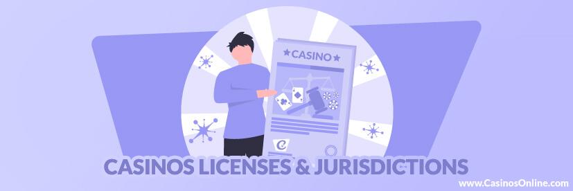 Internet Gambling Licenses & Jurisdictions
