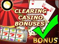 Tips for Clearing Casino Bonus Faster