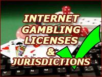 Gambling license jurisdictions casino online using paypal