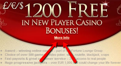 Understand How Casino Bonuses Work