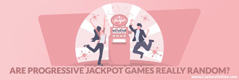 Are Random Jackpot Slots Really Random?