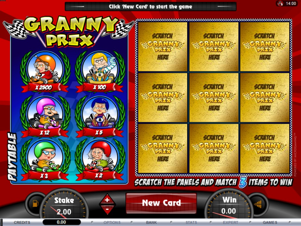 Scratchcard Games | Euro Palace Online Casino