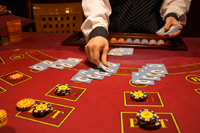 Blackjack - Low House Edge game