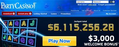 online jackpot timer