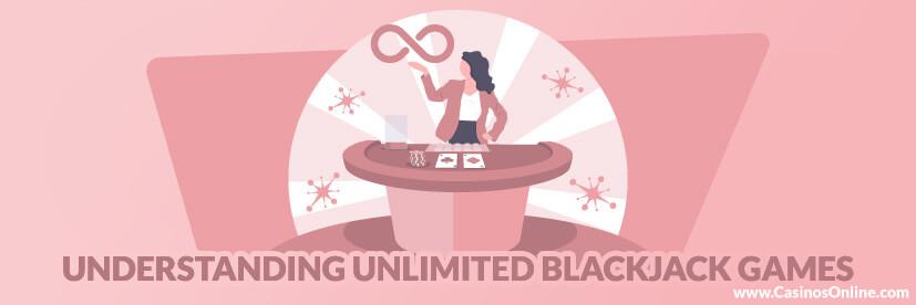 Understanding the Structure of Unlimited Blackjack Games