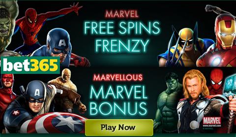 100 free spins online slots