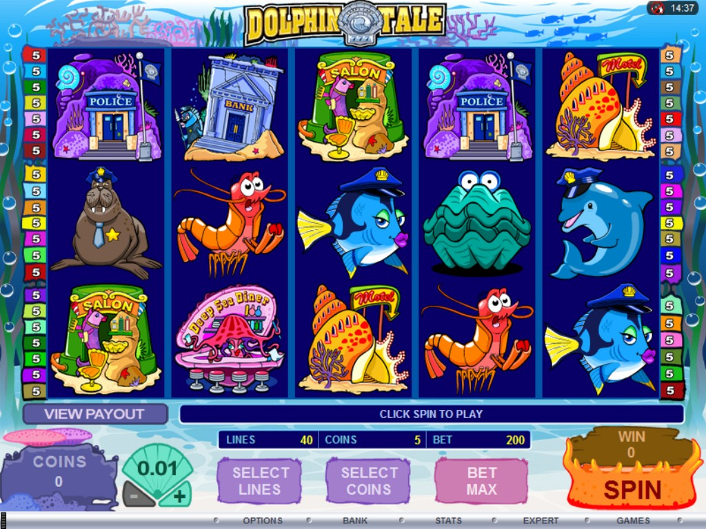 test online casino slots n games