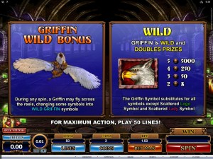 great-griffin-slot-wilds
