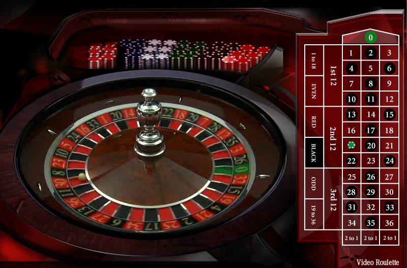 How to play casino video roulette zynga roulette