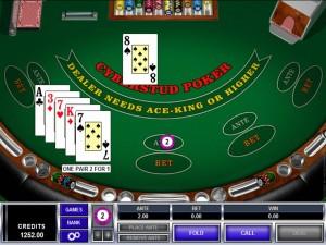 cyber-stud-poker