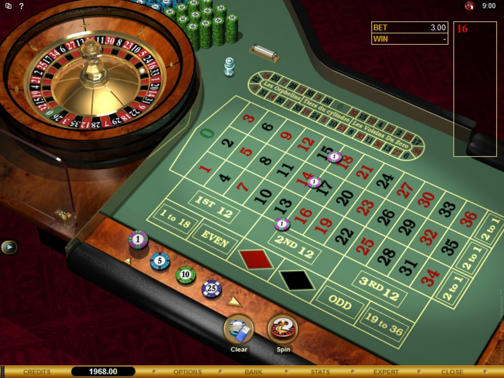 The Race Track Layout On Roulette Games Explained Casinosonlinecom