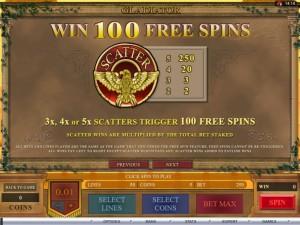 gladiator-slot-free-spins