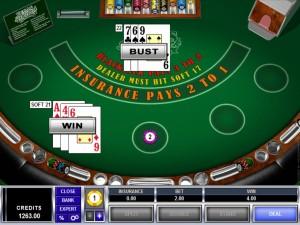vegas-single-deck-blackjack