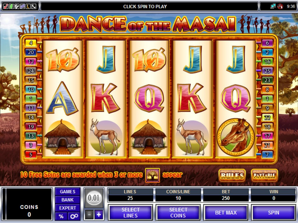 The Best Penny Slot Machines to Play Online