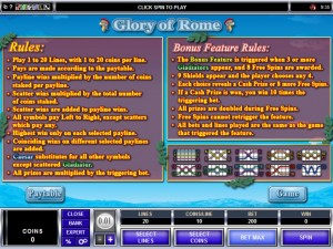 glory-of-rome-slot-free-spins