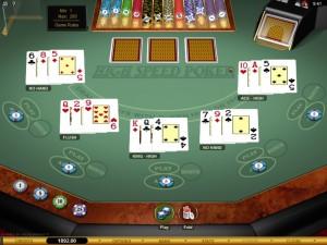 high-speed-poker-gold-multi-hand