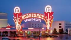 There was a fight that broke out in the ever popular Horseshoe casino.