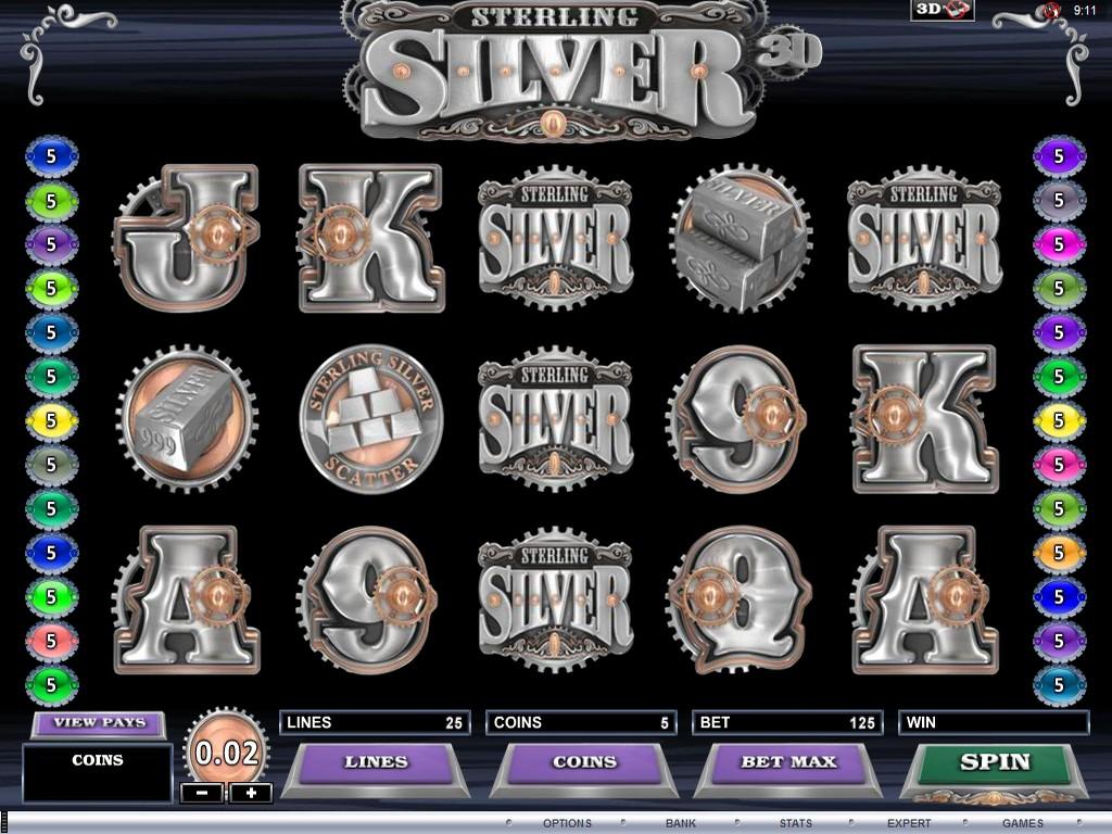 3d slots free games