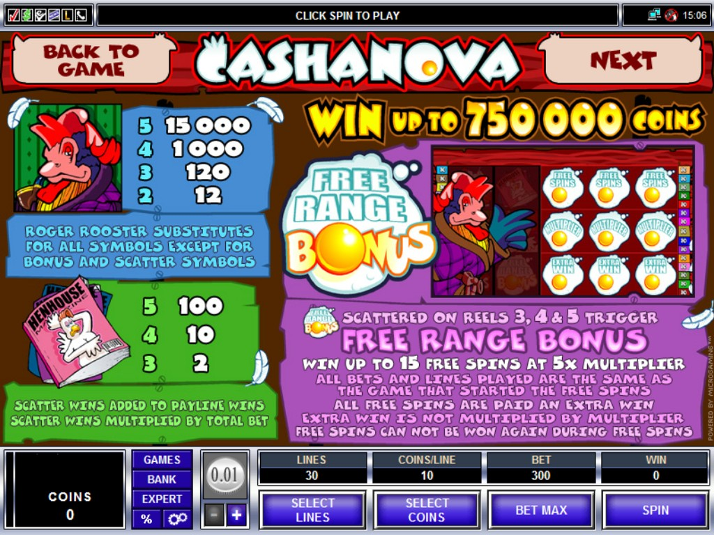 free online slots free spins