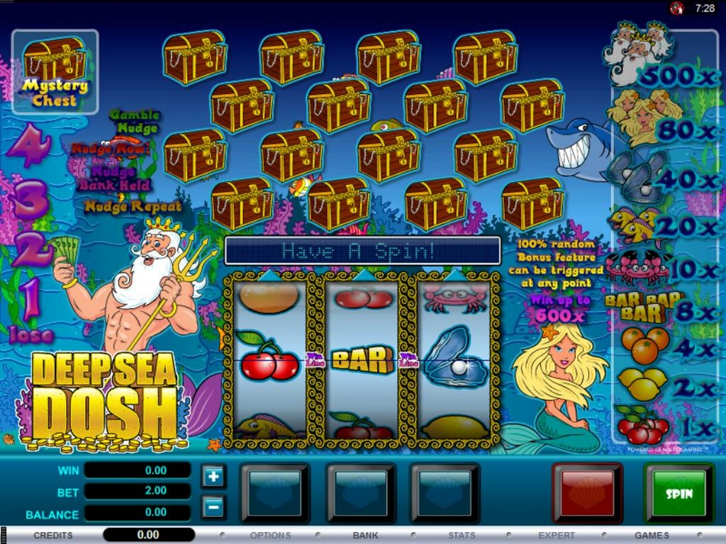 how do online casino games work