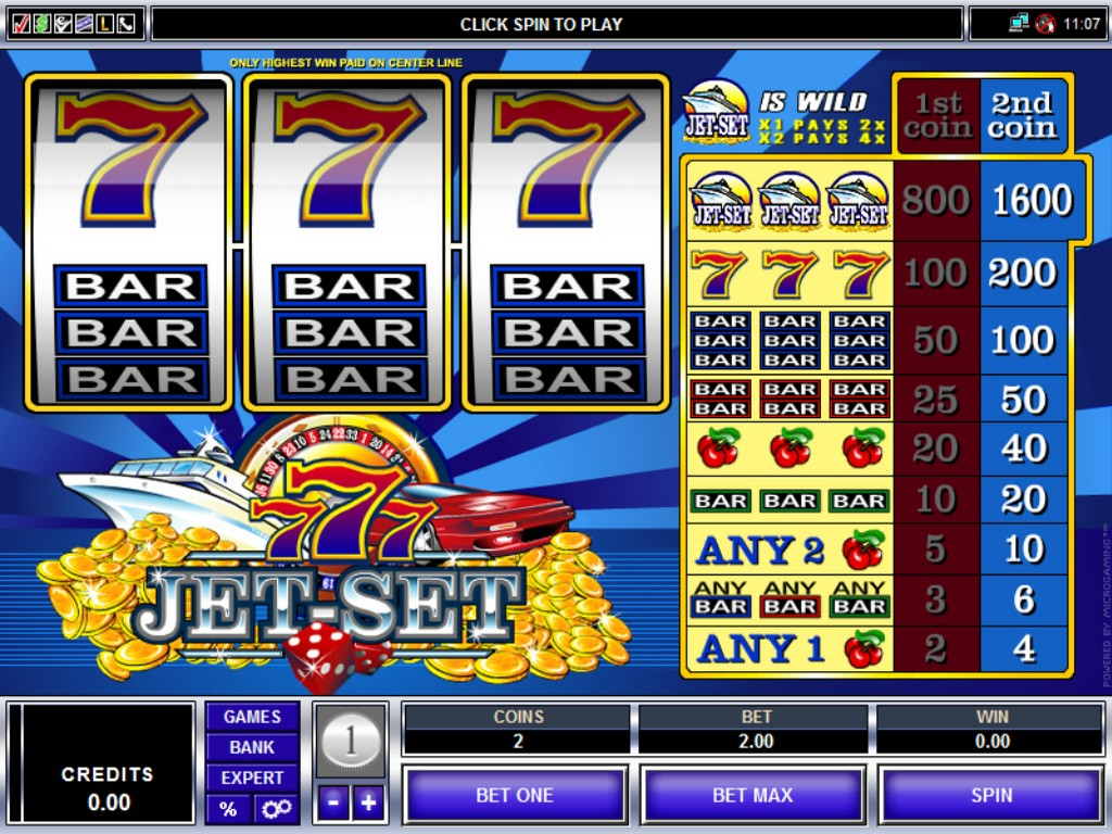 JetSet™ Slot Machine Game to Play Free in iSoftBets Online Casinos
