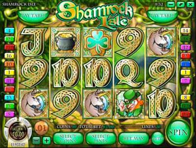 Shamrock Isle Slot Game
