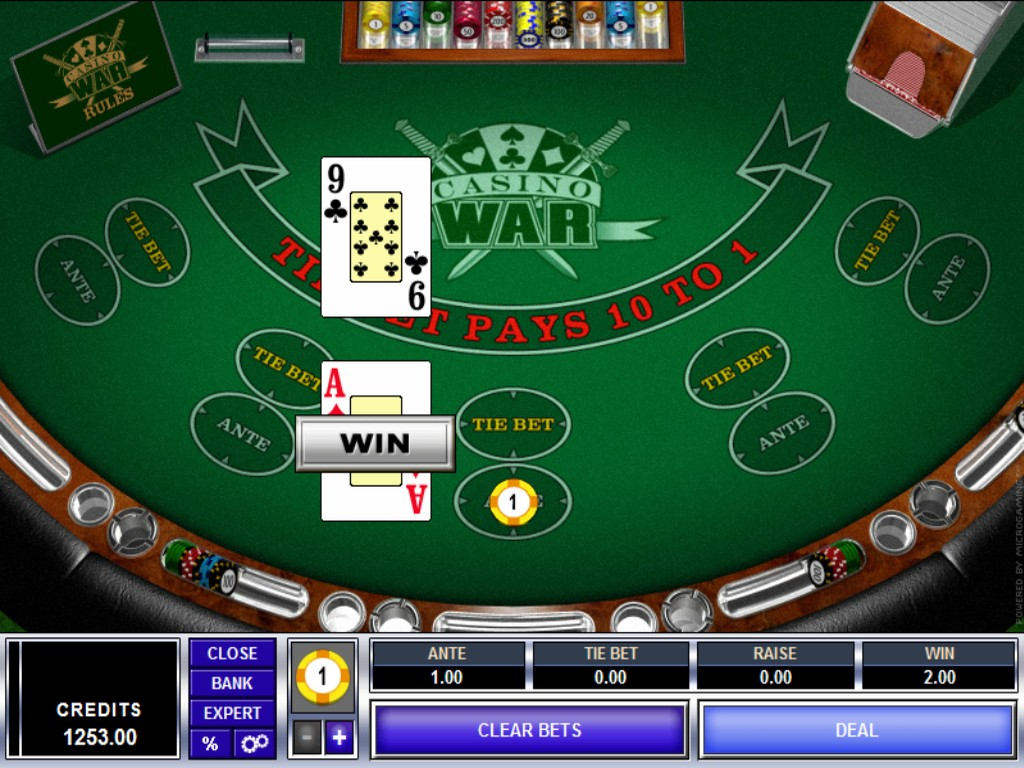 casino games online casino and gaming