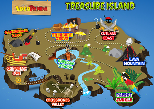 Click Here to Start the Treasure Hunt!