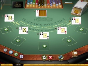 Blackjack Game Play Rules that Affect House Edge