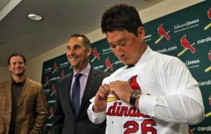 Oh Cardinals reliever