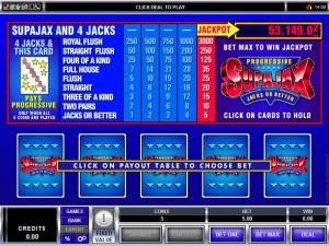 Can I Play Progressive Video Poker Games?