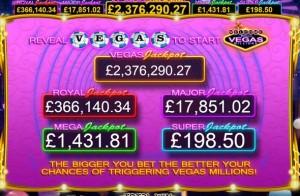 Online slot Vegas