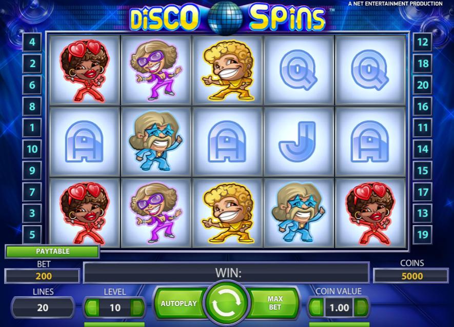 disco casino online