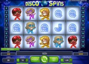 Dance Floor Wild Symbols