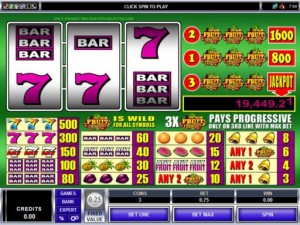 What are the Best Stakes to Play Classic Slots?