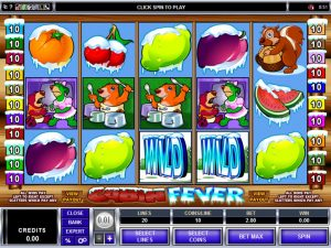 What is the Average Payout Percentage on Slot Games?