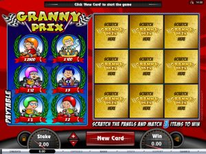 What Differences are there on Online Scratchcard Games?