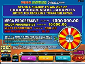 Can I Win More Than One Progressive Jackpot?